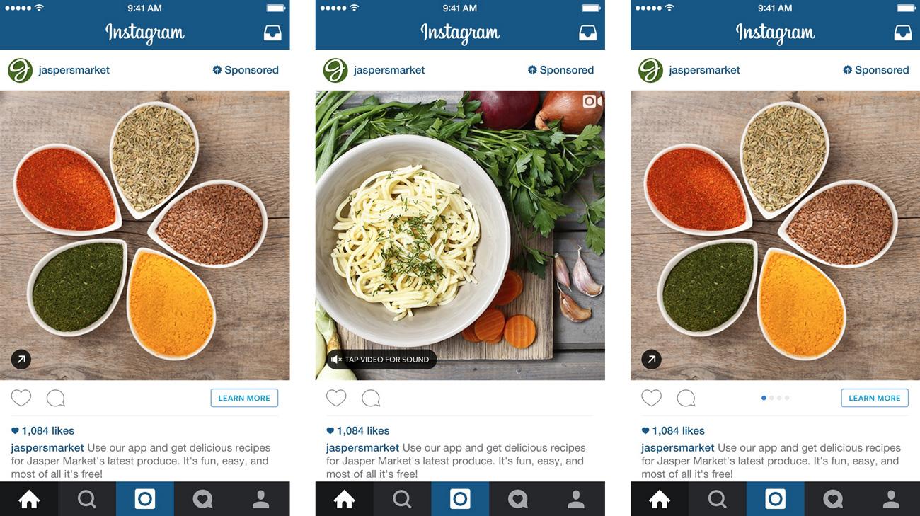 Kontentino - Instagram Ads Image