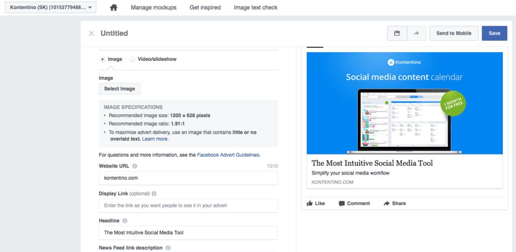 Facebook link previews - 5 ways to edit link post