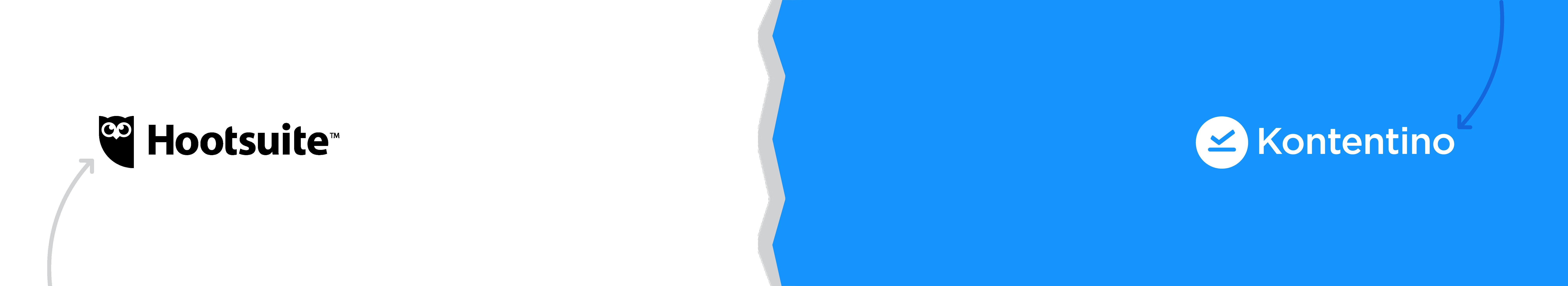 Kontentino vs. Hootsuite