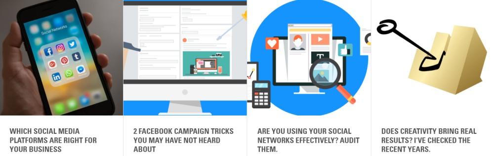 Kontentino social media marketing blog