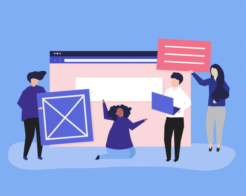 social media team collaboration