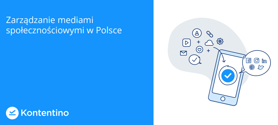 Zarządzanie mediami społecznościowymi w Polsce
