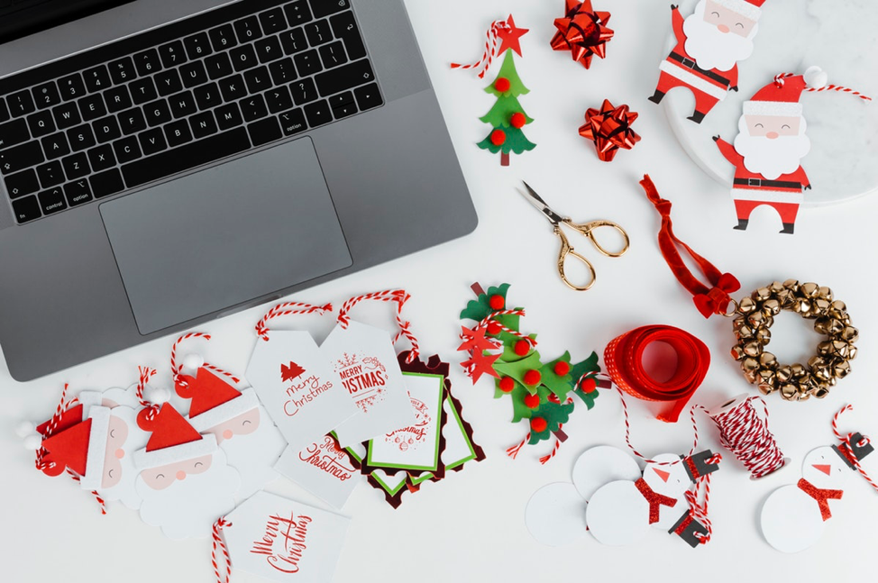 Social media strategy templates for Christmas
