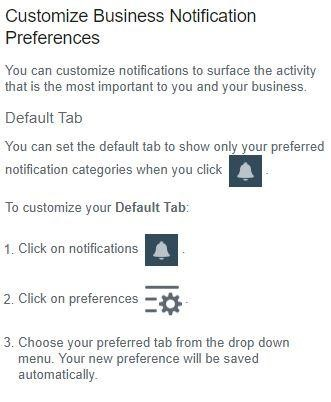 Facebook Business Manager Addons - Preferences