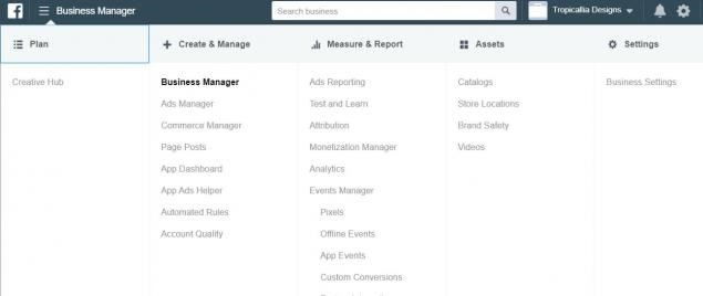 Guide to FB Business Manager - Claiming the business