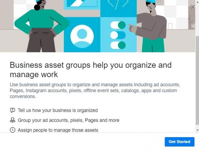 Organize Your Business Assets with Business Assets Groups