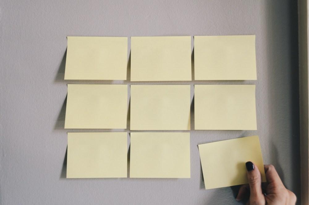 Prioritize tasks with Eisenhower box