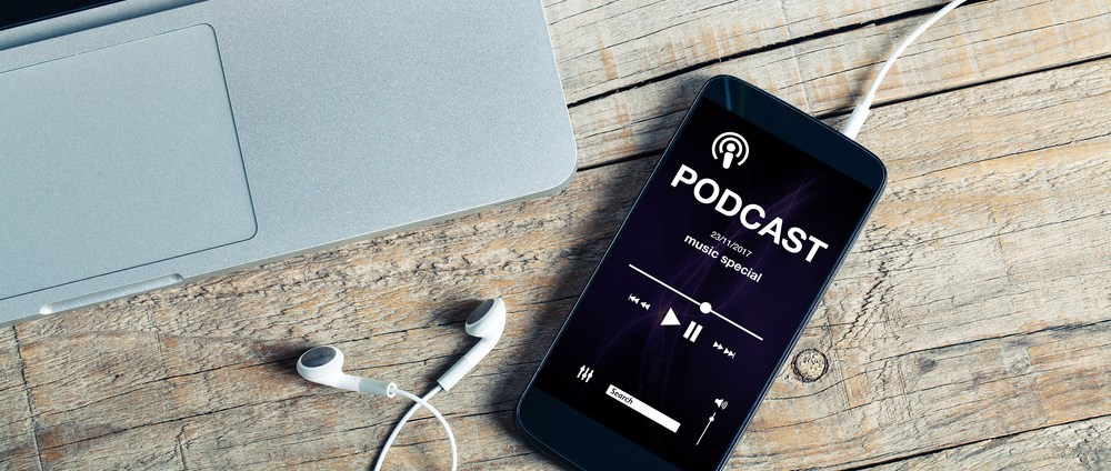 Live streaming of podcasts while on self-quarantine
