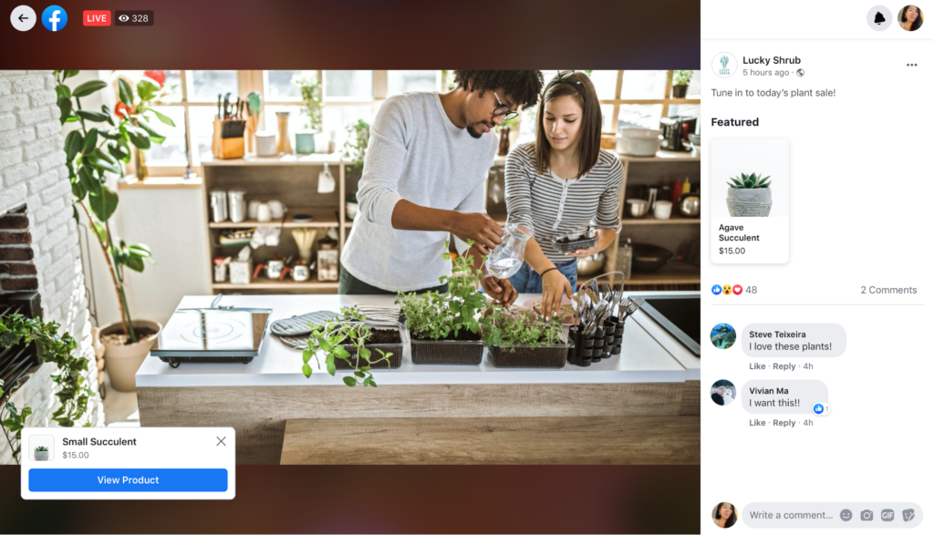 Holiday social media campaigns 101: How to use Facebook features for increasing holiday sales